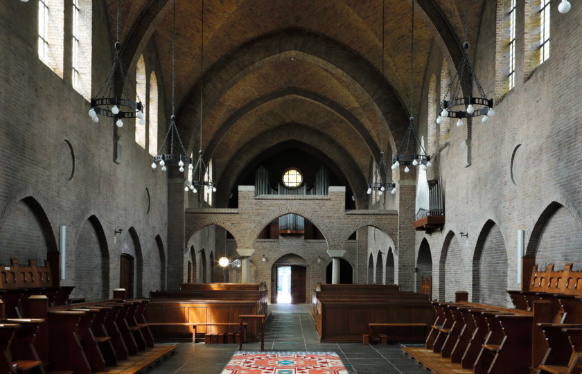 Abdijkerk, Sint-Paulusabdij