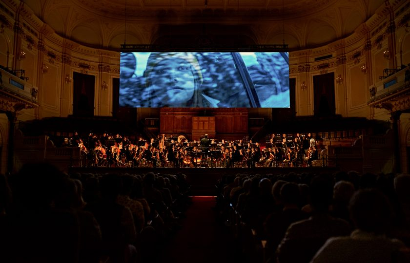 Symphonic Cinema- The Echo of Being