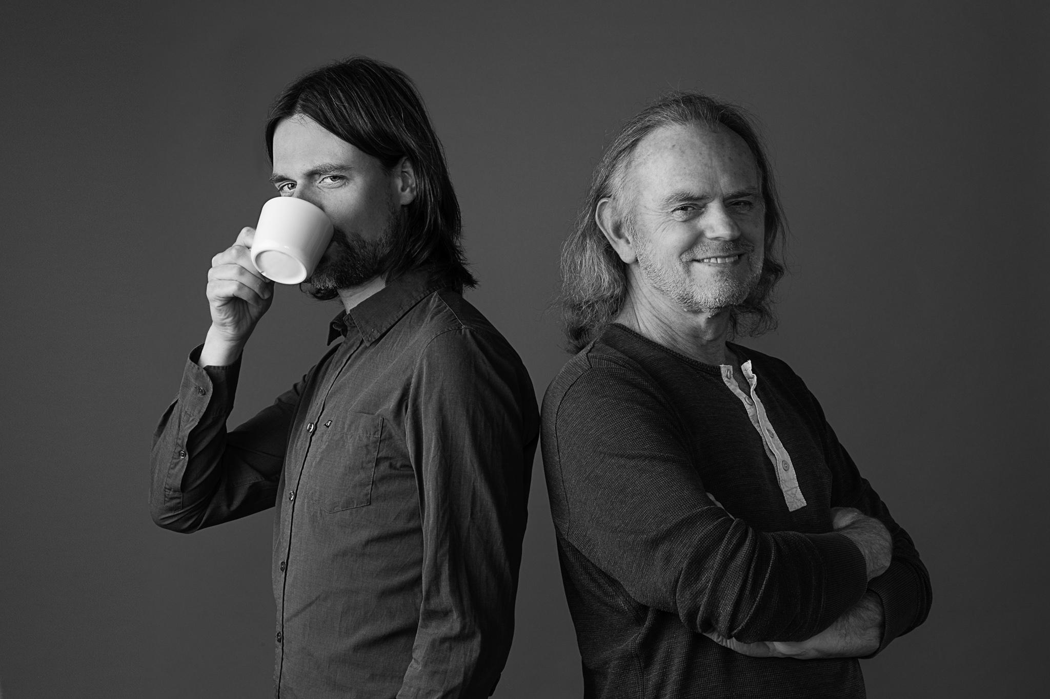 Erik de Jong en Miesjel van Gerwen, fotografie: Willeke Machiels